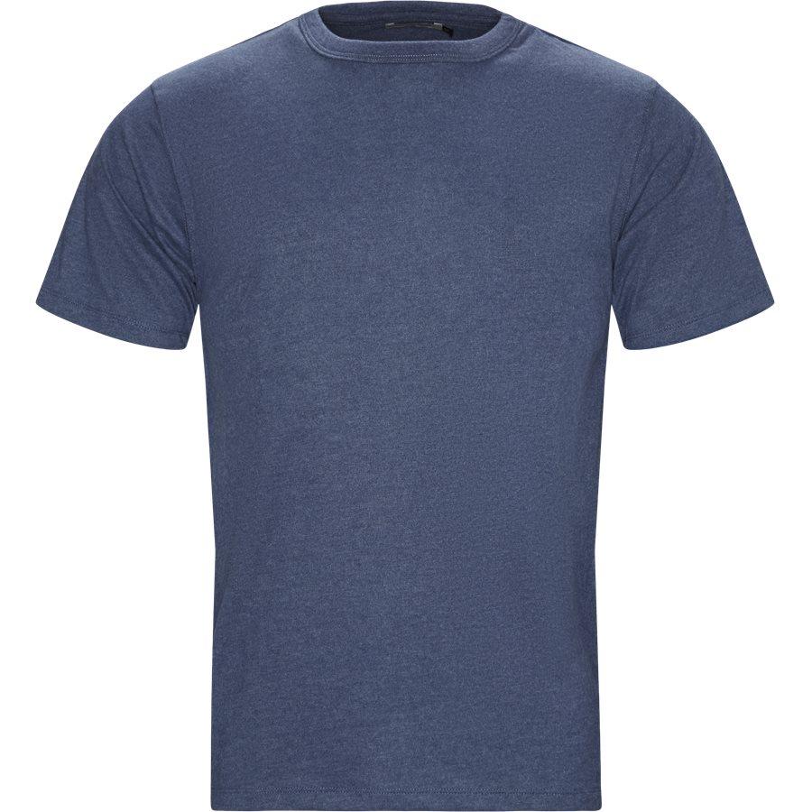 STEVE - Steve T-shirt - T-shirts - Regular - DENIM MELANGE - 1
